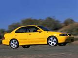 Nissan Sentra SE-R (B15) 2002–04 pictures