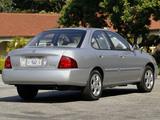 Nissan Sentra (B15) 2004–06 images