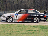 Nismo Nissan Sentra SE-R Spec V Racing Car (B15) 2004 images