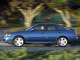 Nissan Sentra SE-R (B15) 2004–06 pictures