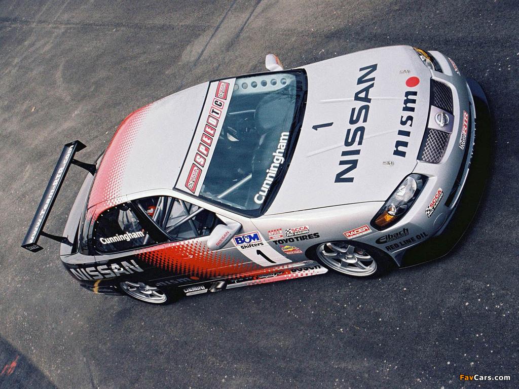 All Types 2004 sentra : Nissan Sentra SE-R Spec V Racing Car (B15) 2004 wallpapers