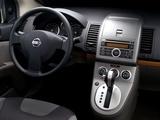 Nissan Sentra (B16) 2006–09 images