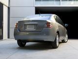Nissan Sentra (B16) 2006–09 photos