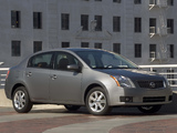 Nissan Sentra (B16) 2006–09 pictures