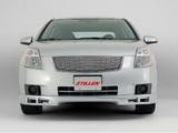 Stillen Nissan Sentra (B16) 2006–09 pictures