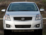 Nissan Sentra SR (B16) 2009 wallpapers