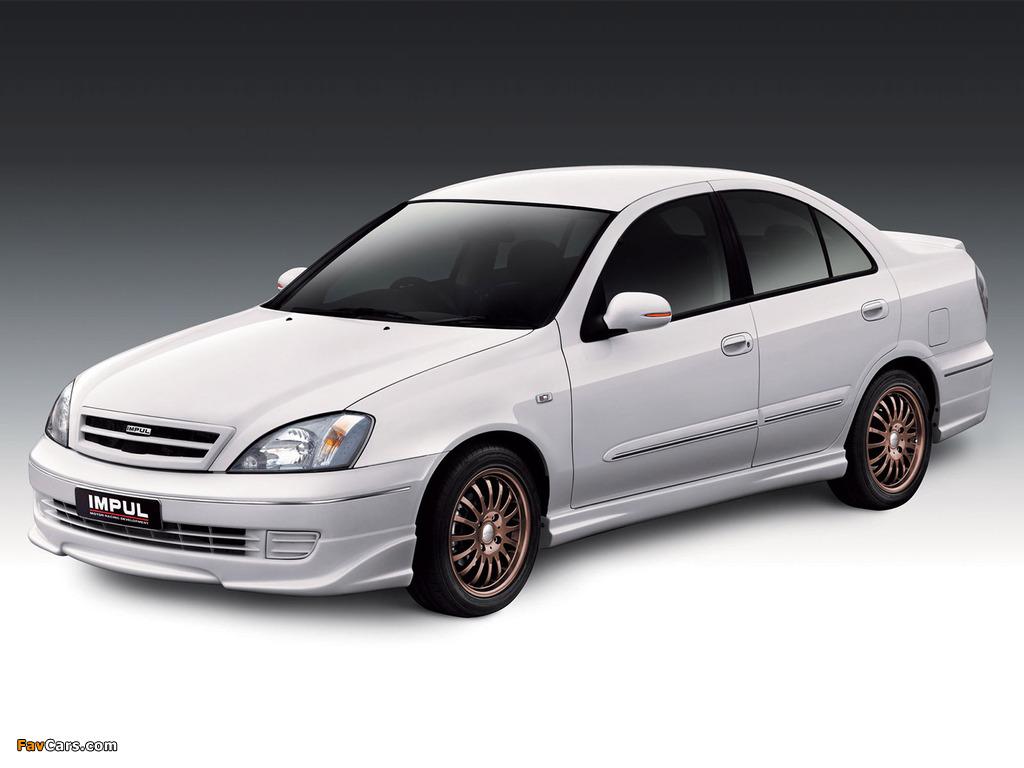 Impul Nissan Sentra PH-spec (N16) 2010 photos (1024 x 768)