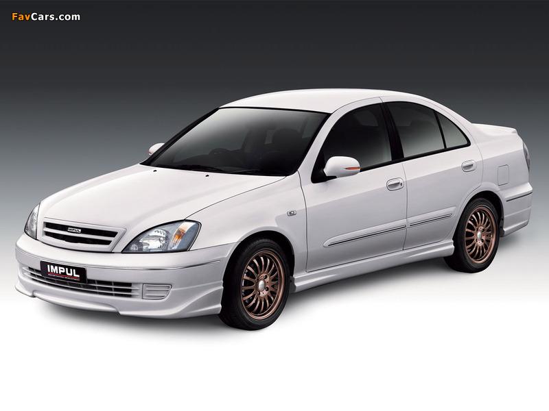 Impul Nissan Sentra PH-spec (N16) 2010 photos (800 x 600)