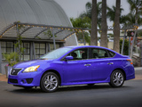 Nissan Sentra SR (B17) 2012 photos