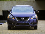 Nissan Sentra SL (B17) 2012 photos
