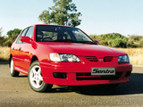 Nissan Sentra 140 Gxi ZA-spec (B13) pictures