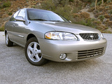 Photos of Nissan Sentra (B15) 1999–2004