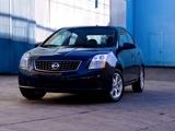 Photos of Nissan Sentra (B16) 2006–09