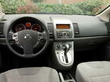 Photos of Nissan Sentra SR (B16) 2009