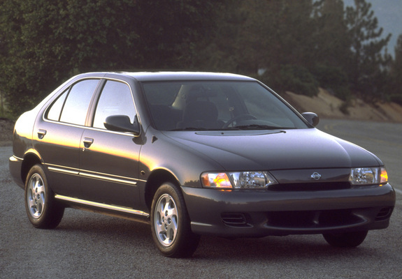 Pictures of Nissan Sentra (B14) 1999 on
