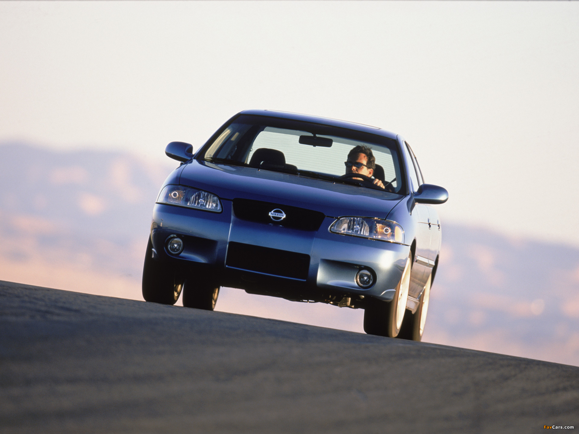 Pictures of Nissan Sentra SE-R (B15) 2002–04 (1920 x 1440)