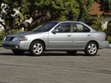 Pictures of Nissan Sentra (B15) 2004–06