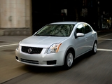 Pictures of Nissan Sentra (B16) 2006–09