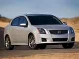 Pictures of Nissan Sentra SE-R (B16) 2007–09
