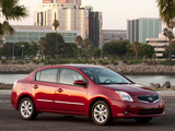 Pictures of Nissan Sentra (B16) 2009