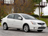 Pictures of Nissan Sentra BR-spec (B16) 2010