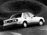 Nissan Sentra (B13) 1991–94 wallpapers