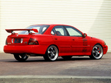 Street Concepts Nissan Sentra SE-R (B15) 2002 wallpapers