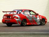 Nissan Sentra SE-R Spec V World Challenge Race Car (B15) 2002 wallpapers