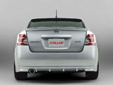 Stillen Nissan Sentra (B16) 2006–09 wallpapers