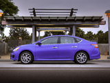 Nissan Sentra SR (B17) 2012 wallpapers
