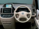 Nissan Serena (C24) 1999–2005 pictures