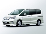Nissan Serena Highway Star V Selection (FC26) 2011 images