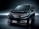 Autech Nissan Serena Rider Black Line (C26) 2011 pictures