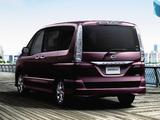 Nissan Serena Highway Star S-Hybrid (C26) 2012 images