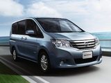 Photos of Nissan Serena 20G/20S S-Hybrid (C26) 2012