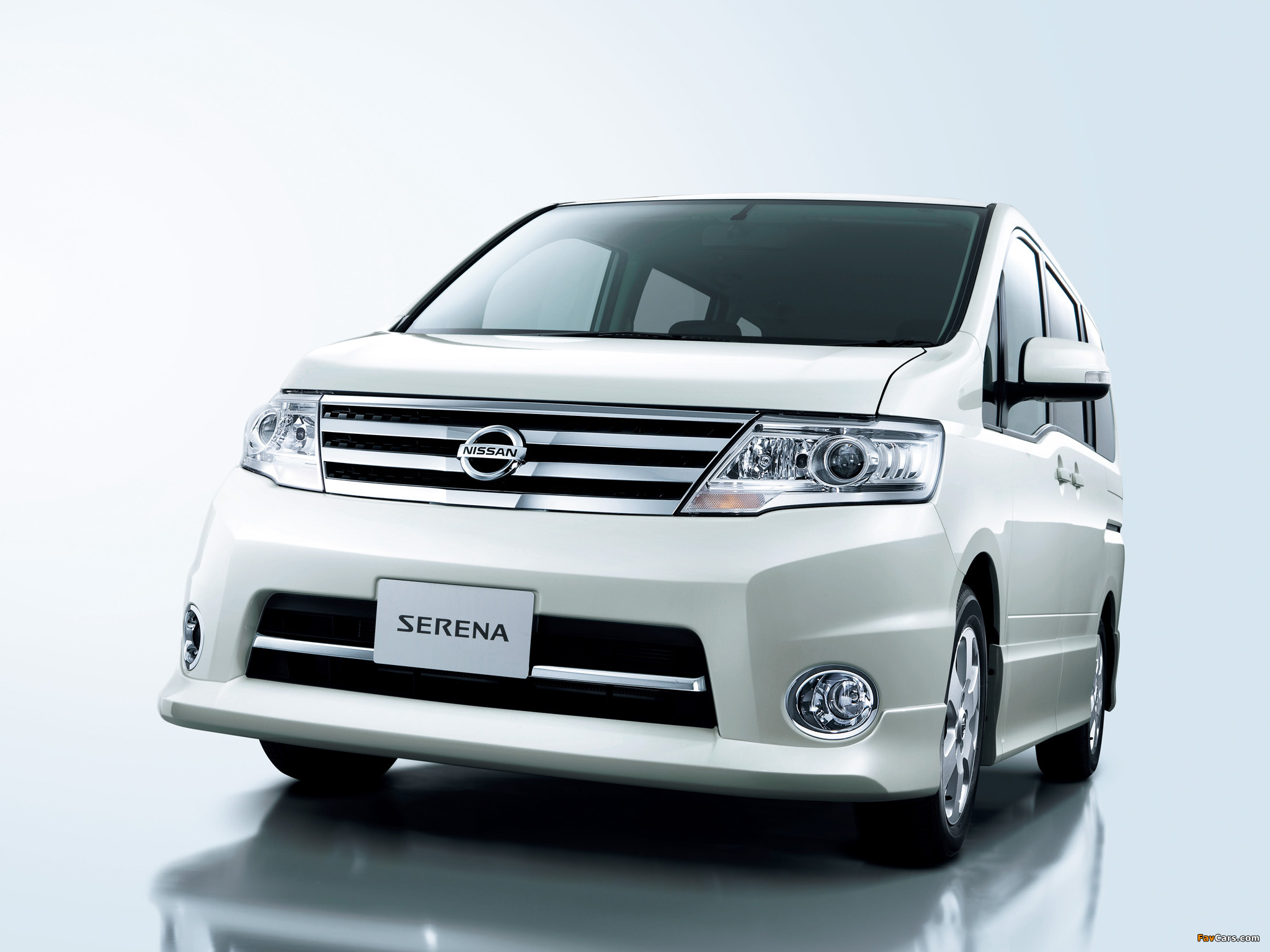Nissan Serena Highway Star Cc25 2008 10 Wallpapers