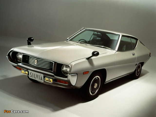 Images of Nissan Silvia (S10) 1975–79 (640 x 480)