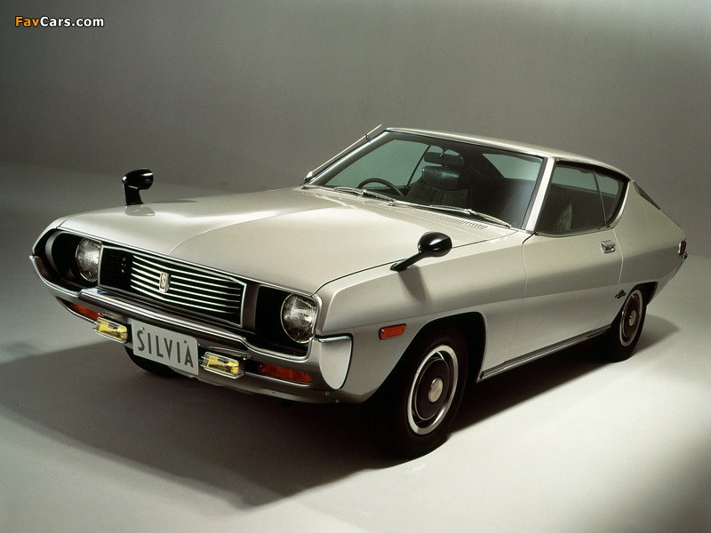 Images of Nissan Silvia (S10) 1975–79 (800 x 600)