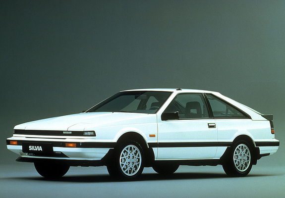 Images of Nissan Silvia Liftback (S12) 1983–88