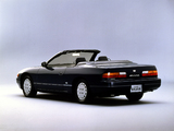 Images of Autech Nissan Silvia Convertible (S13) 1988–91
