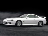 Images of Nissan Silvia Spec-R Aero (S15) 1999–2002