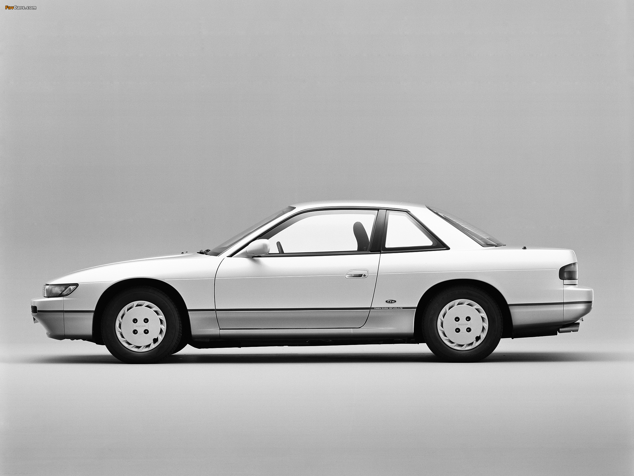 Images of Nissan Silvia Qs (S13) 1988–93 (2048 x 1536)