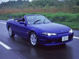 Images of Autech Nissan Silvia Varietta (S15) 2000–02