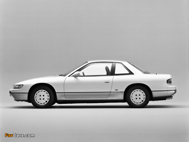 Images of Nissan Silvia Qs (S13) 1988–93 (640 x 480)