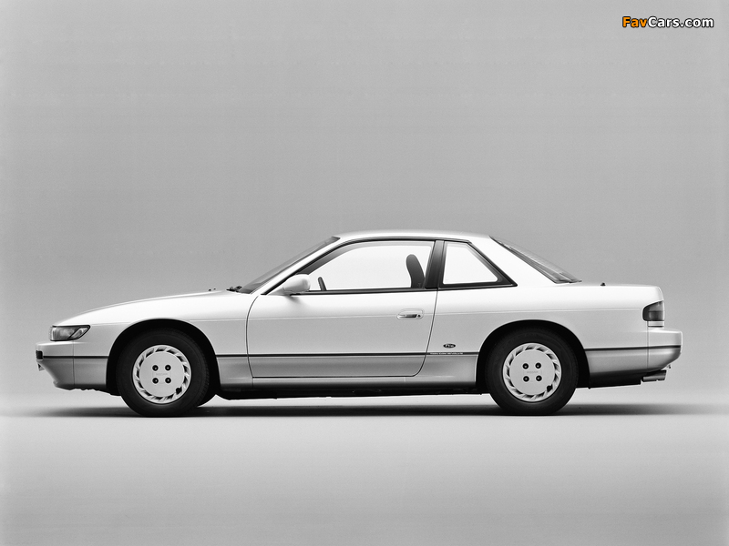 Images of Nissan Silvia Qs (S13) 1988–93 (800 x 600)