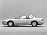 Images of Nissan Silvia Qs (S13) 1988–93