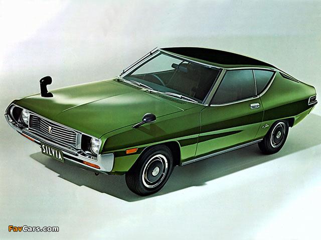 Nissan Silvia (S10) 1975–79 wallpapers (640 x 480)