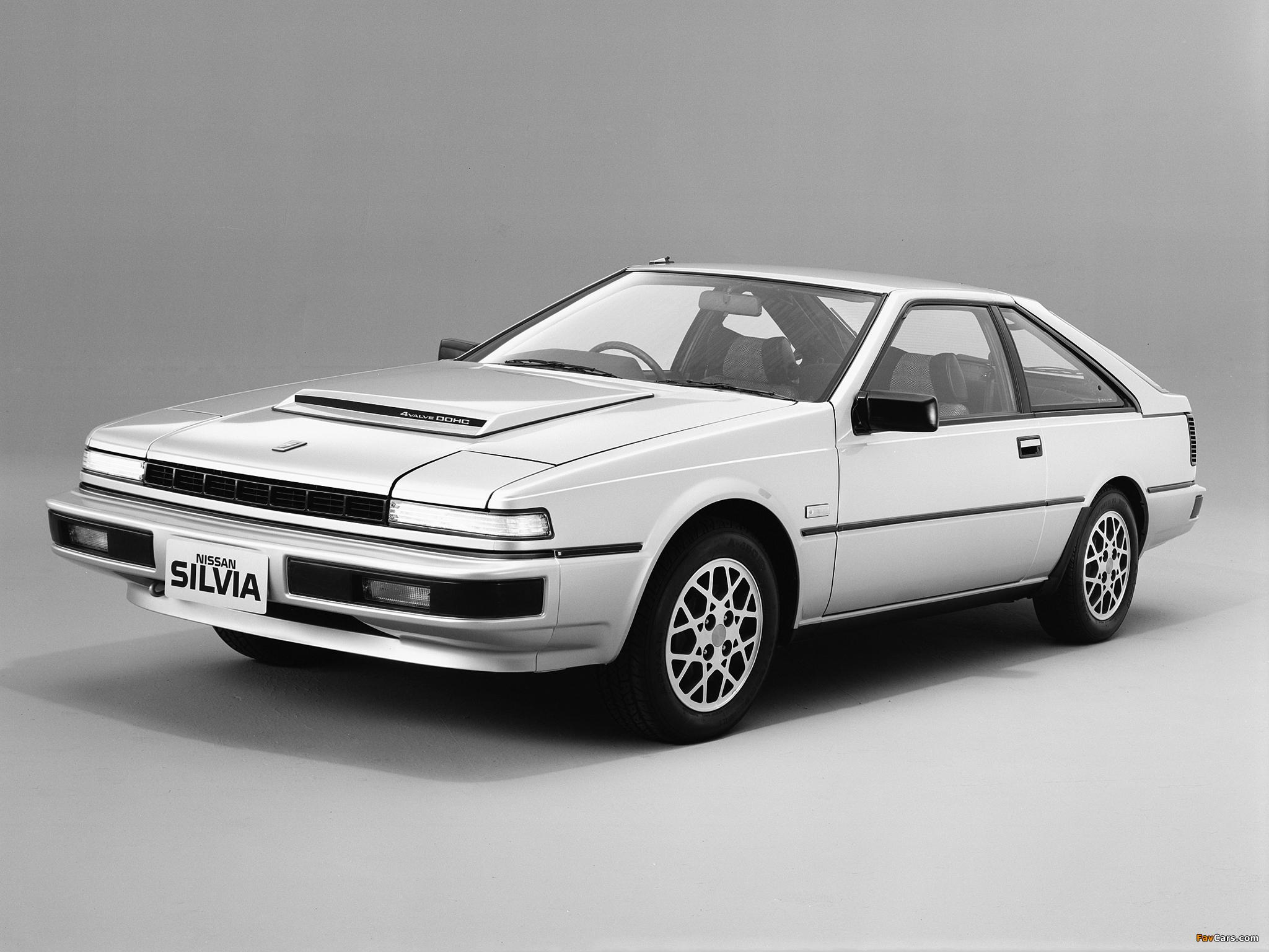 Nissan Silvia Liftback (S12) 1983–88 images (2048 x 1536)