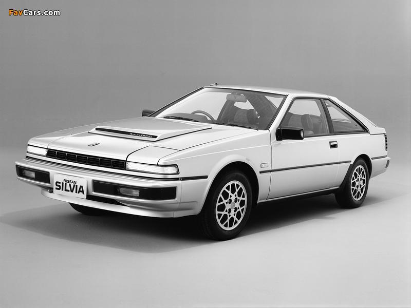 Nissan Silvia Liftback (S12) 1983–88 images (800 x 600)