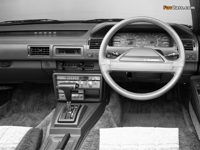 Nissan Silvia Liftback (S12) 1983–88 photos (640 x 480)